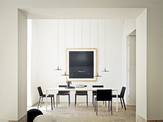 Skan 0250 Reading Stand di Vibia