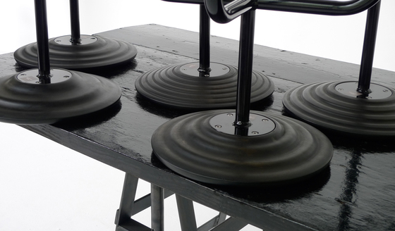 Herrenberger stool 150 de Atelier Haußmann