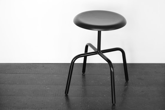 Herrenberger stool by Atelier Haußmann