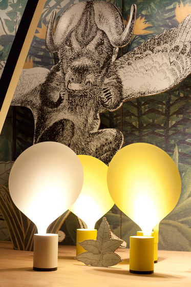 Balloon Wall lamp di Vertigo Bird