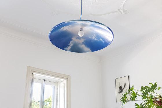 Sky Light   suspension lamp by Skitsch by Hub Design