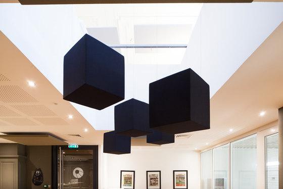 Abso Cubes Acoustiques de Texaa®