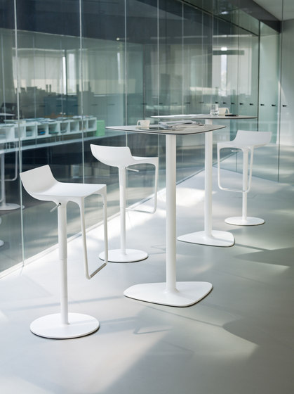 macao bistro table by Wiesner-Hager