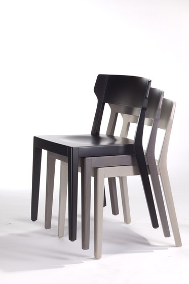 Scarlet Chair W by Accademia