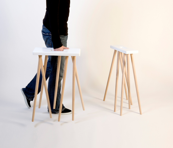 Caterpillar Stool by Covo