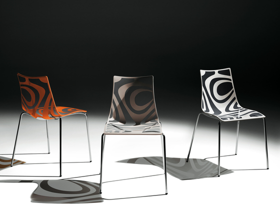Wave sledge frame by Scab Design