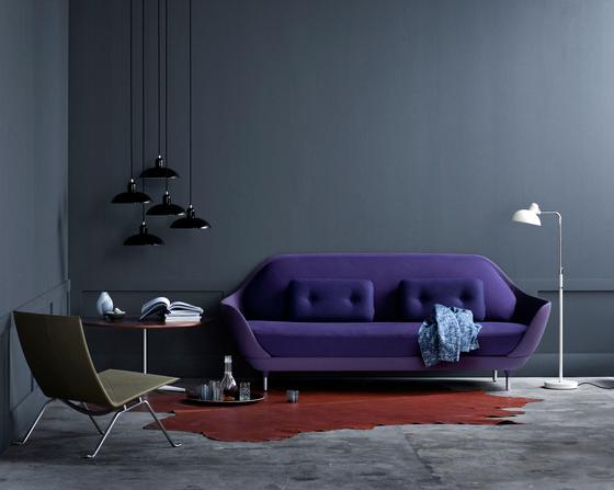 FAVN™ Sofa sage green by Fritz Hansen