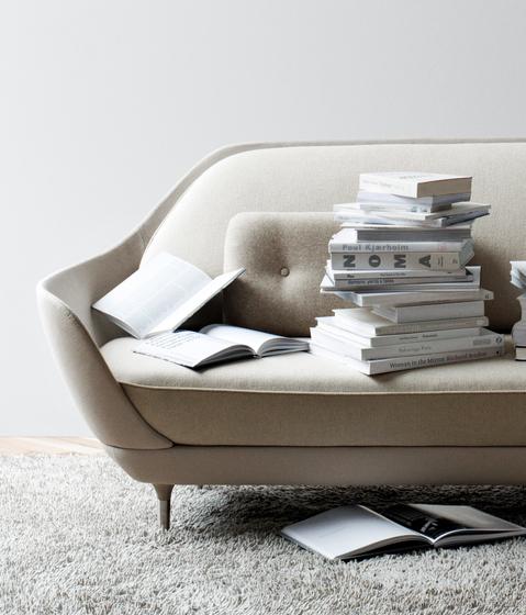 FAVN™ Sofa sage green de Fritz Hansen