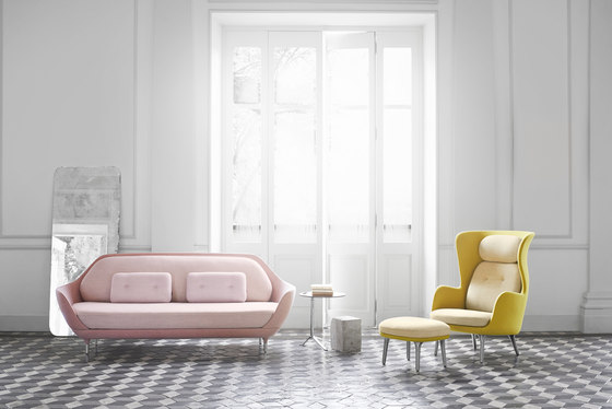 FAVN™ Sofa sage green di Fritz Hansen