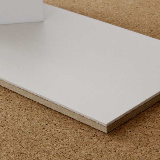 Polyurethane resin floor system, glass bead finish by selected by Materials Council