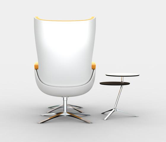 i-SIT armchair by Magnus Olesen