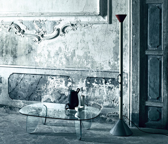 Drawn Table di Glas Italia