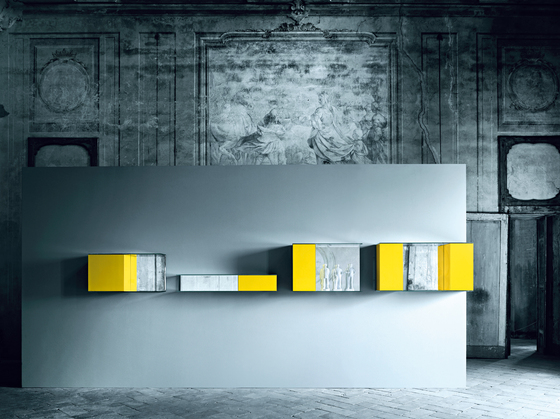 Float Wall di Glas Italia