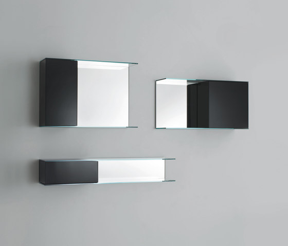 Float Wall by Glas Italia