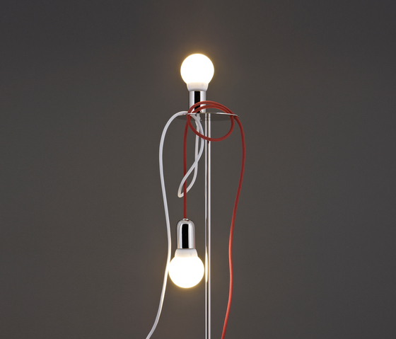 Ball Light floor lamp by Woka
