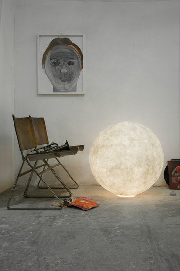 Floor Moon by IN-ES.ARTDESIGN