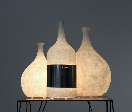 Luce Liquida 2 table lamp by IN-ES.ARTDESIGN