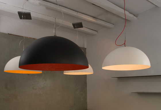 Mezza luna 1/2 Pendant by IN-ES.ARTDESIGN