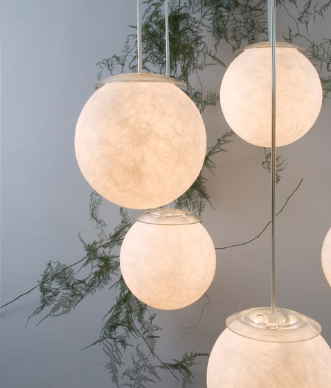 Sei Lune pendant by IN-ES.ARTDESIGN