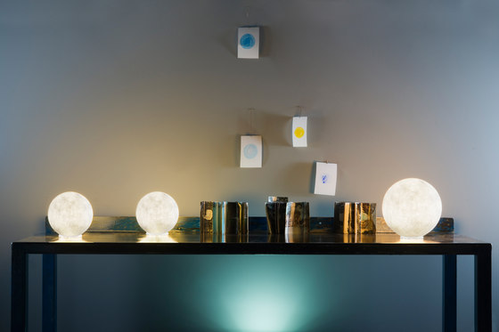 T.moon table lamp by IN-ES.ARTDESIGN