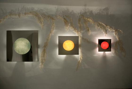 Washmachine 2 & 3 wall lamp by IN-ES.ARTDESIGN