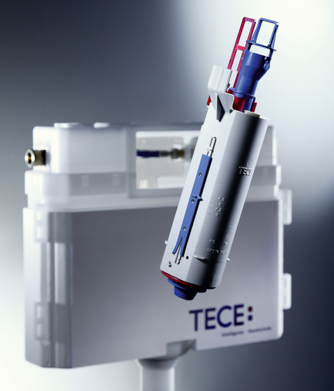 TECE Flushing technology de TECE