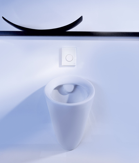TECEloop flush button de TECE