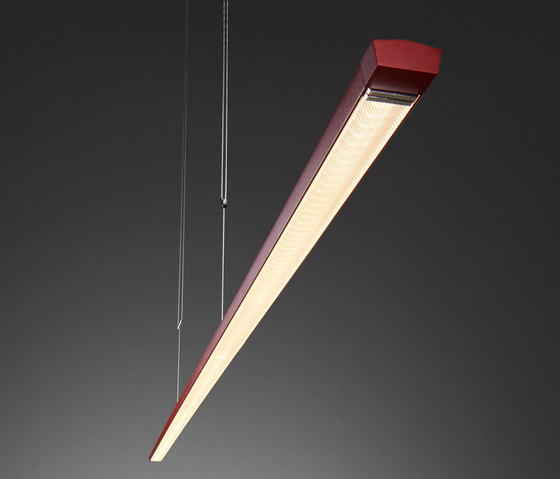 Lisgo Sky Straight Max - Pendant Luminaire de OLIGO