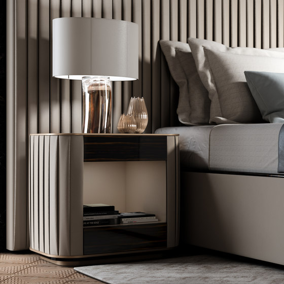 Plissè Chest-of-drawers by Reflex