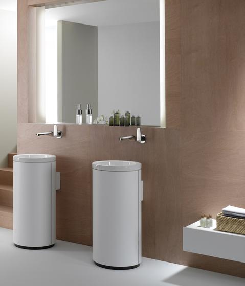 Gentle - Batería americana de lavabo de Dornbracht