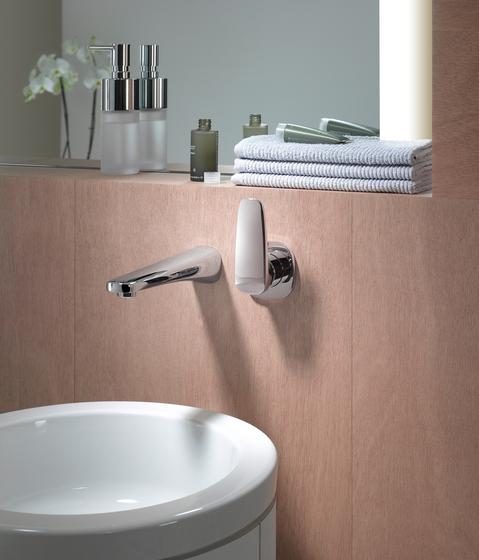 Gentle - Miscelatore monocomando lavabo incasso di Dornbracht