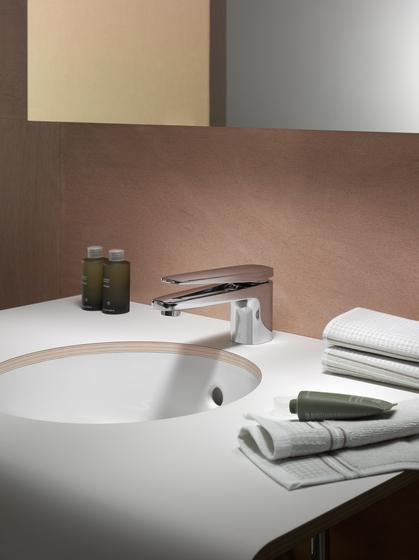 Gentle - Mélangeur de lavabo à 3 trous de Dornbracht