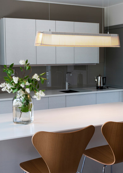 Owalo 7000 pendant lamp by Secto Design