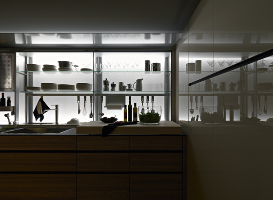New Logica System Olmo Tattile by Valcucine