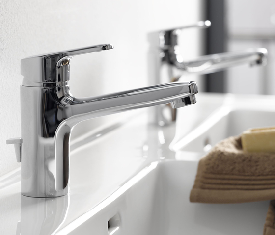 Citypro | Bidet single-lever mixer de Laufen