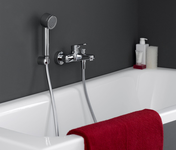 Citypro | Bath deck mounted mixer di Laufen