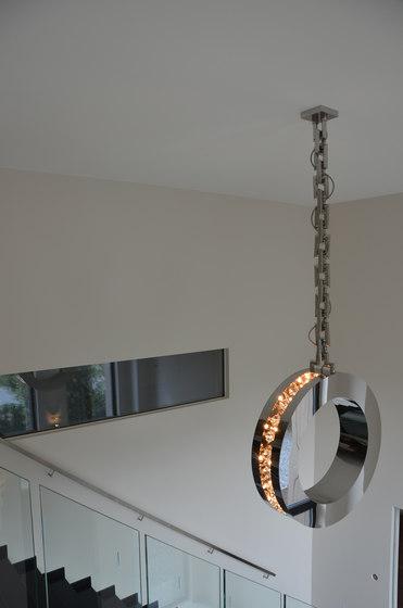 Diamonds from Amsterdam hanging lamp de Brand van Egmond