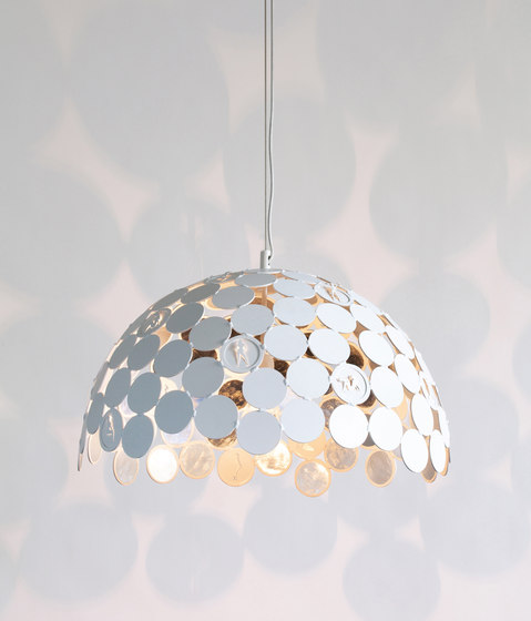 Pin Up hanging lamp de Brand van Egmond