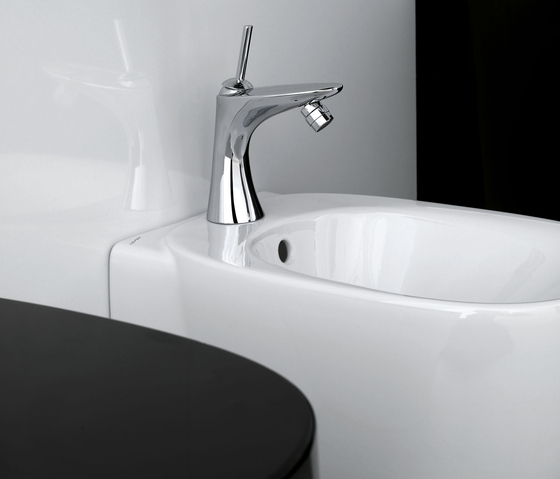 Mimo | Shower single-lever mixer by Laufen