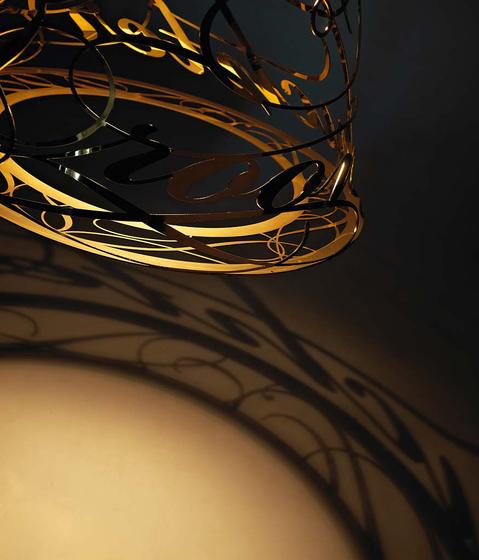 Idée fixe Suspension Lamp by Jacco Maris