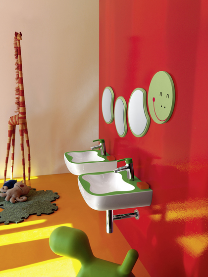 Florakids | Small washbasin by Laufen