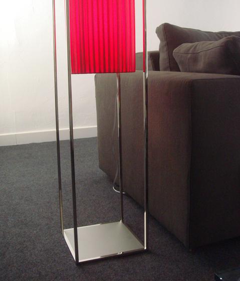 Avant - Garde floor lamp by Dix Heures Dix