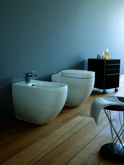 Palomba Collection | Floorstanding WC by Laufen