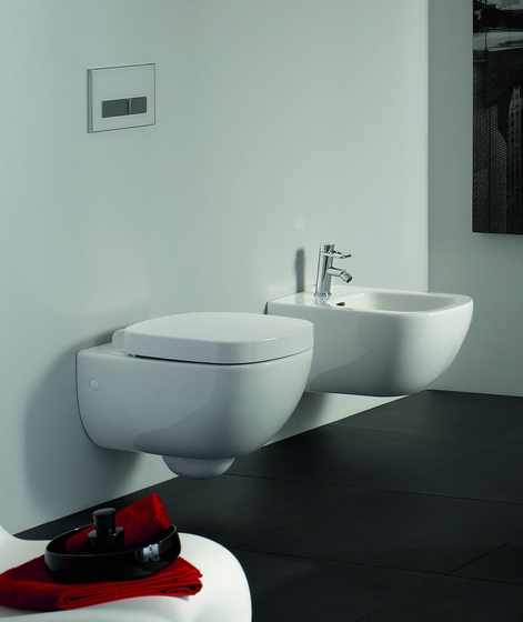 Palomba Collection Floorstanding WC by Laufen