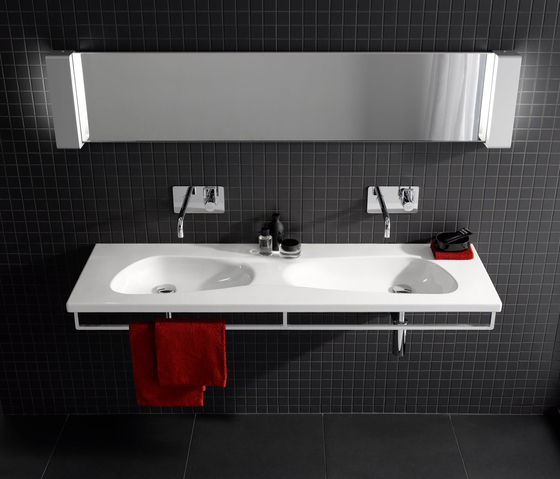 Palomba Collection | Countertop washbasin de Laufen