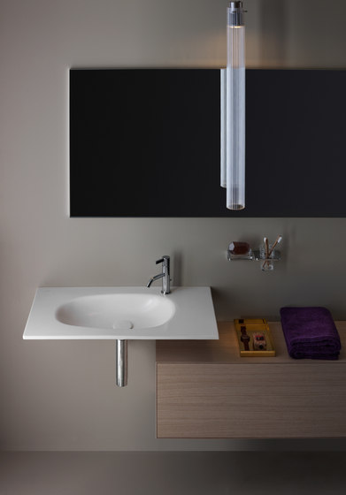 Palomba Collection | Freestanding washbasin de Laufen