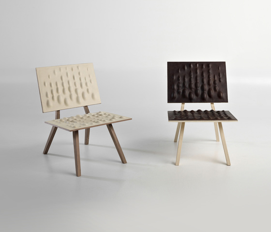Saddler - Easy Chair di Pudelskern