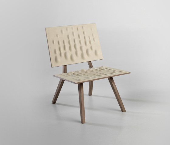 Saddler - Easy Chair by Pudelskern