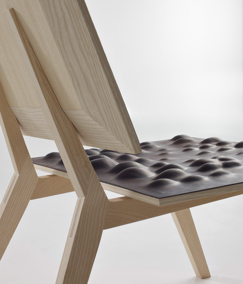 Saddler - Easy Chair de Pudelskern