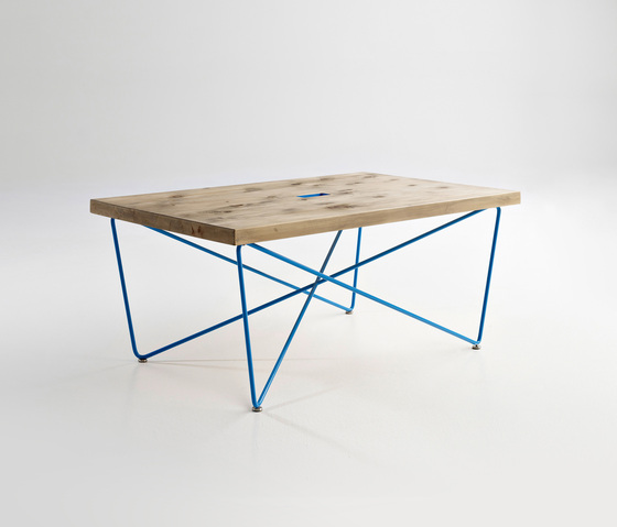 Silver - Occasional table de Pudelskern